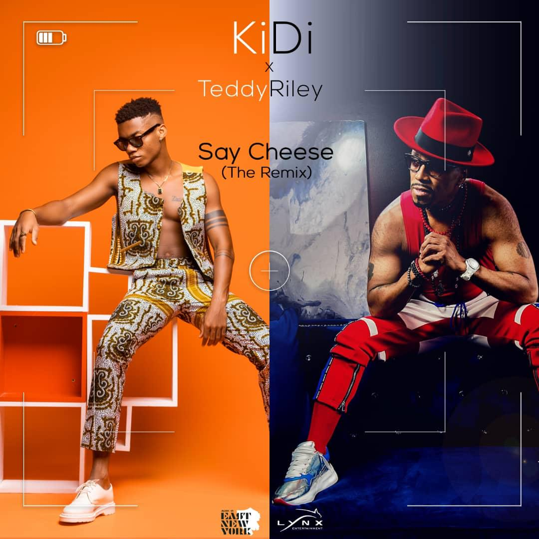Kidi – Say Cheese (Remix) ft. Teddy Riley