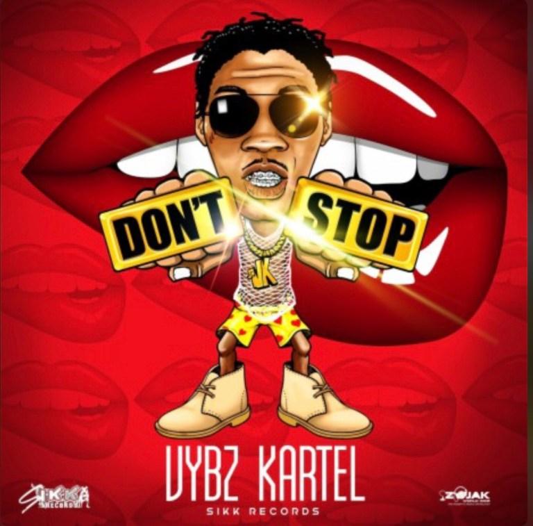 Vybz Kartel Don't Stop