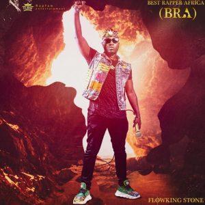 Official Artwork For Flowking Stone's Upcoming Album, 'Bra'
