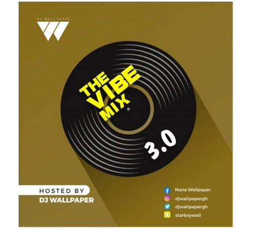DJ Wallpaper – The Vibe Mix 3