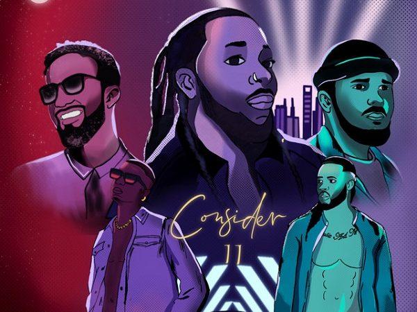 Del B – Consider (Remix) ft. Wizkid x  Flavour x  Kes & Walshy Fire