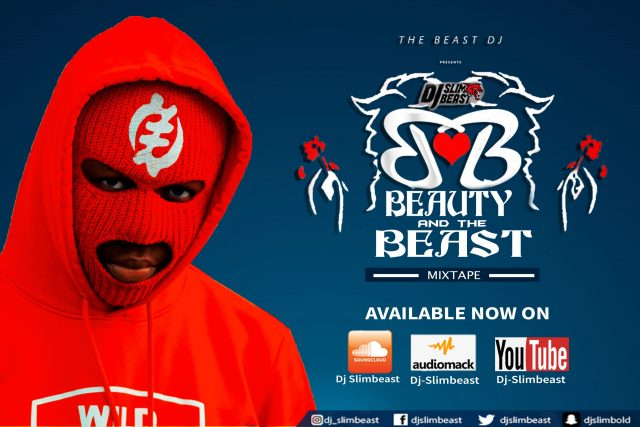 DJ SlimBeast – Beauty & The Beast (Mixtape)