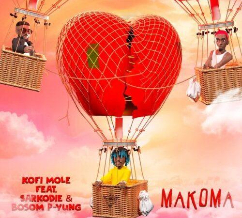 Instrumental: Kofi Mole – Makoma ft. Sarkodie & Bosom P-Yung