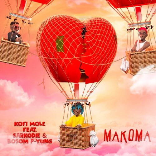 Photo of Instrumental: Kofi Mole – Makoma ft. Sarkodie & Bosom P-Yung
