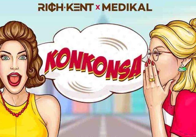Rich Kent – Konkonsa ft. Medikal