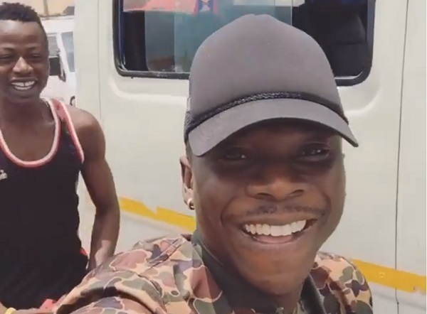 VIDEO: Stonebwoy distances himself from NDC okada legalisation