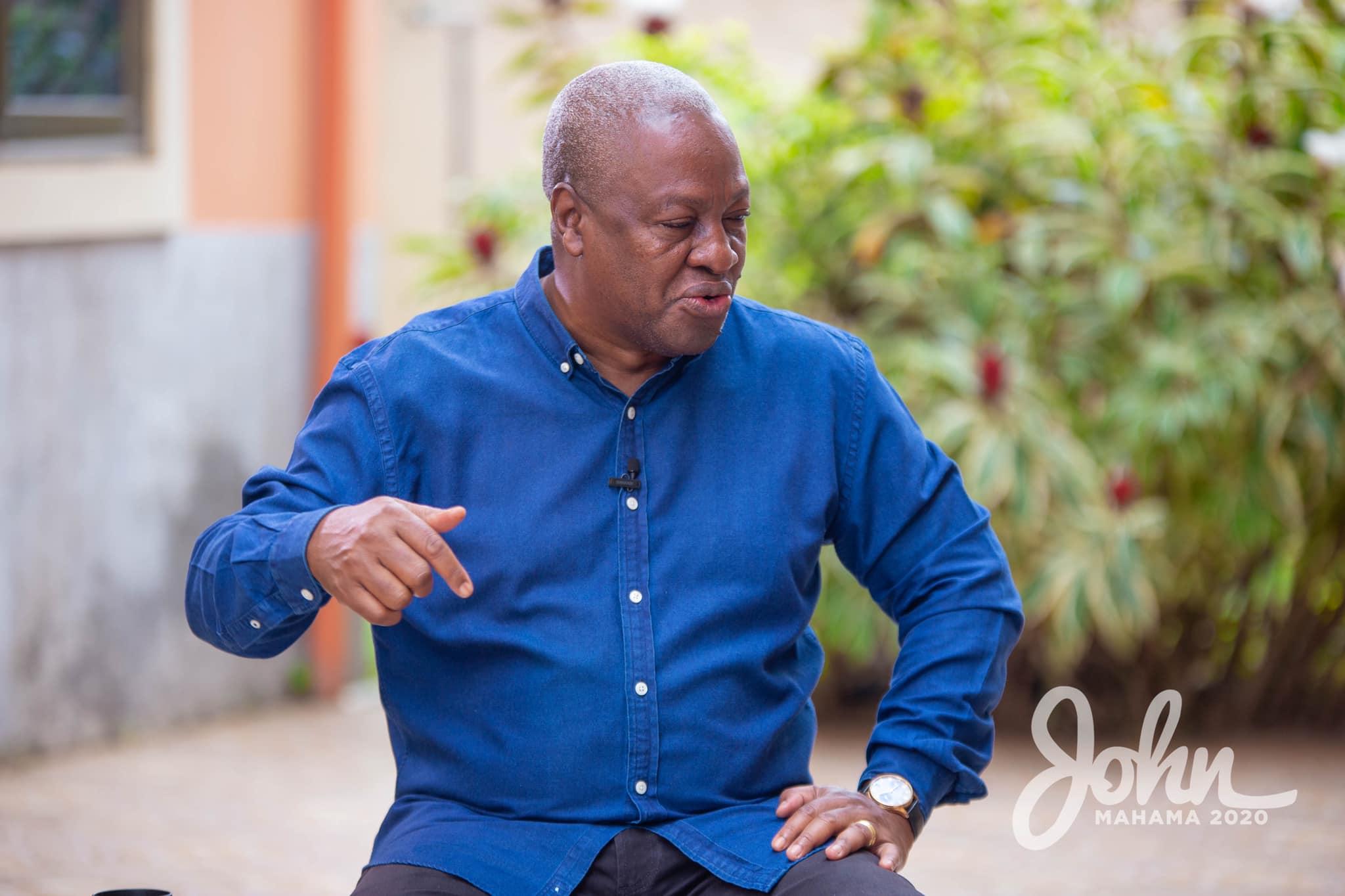 Photo of Ghana Election 2020: Ghanaian Children Will Suffer From NPP's Rampage Borrowing Debts, Akufo-Addo's Never – John Mahama