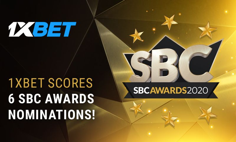 Photo of BC 1xBet shines with 6 nominations at the 2020 SBC Awards
