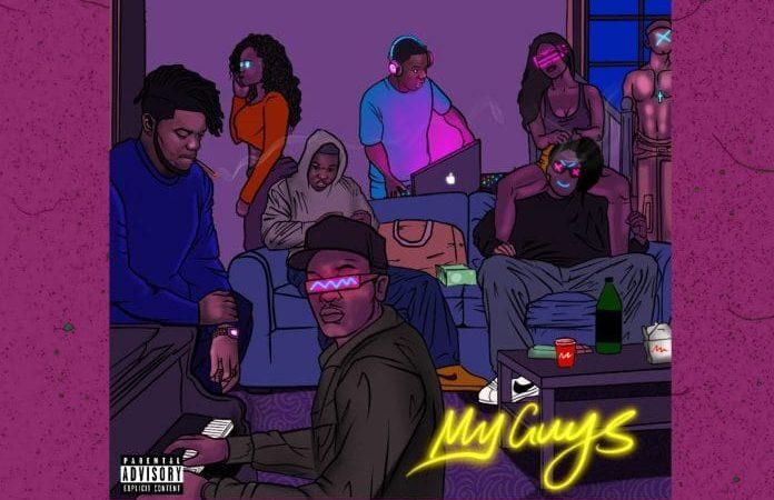 DJ Famous – My Guys ft Kblnks x PreshLee