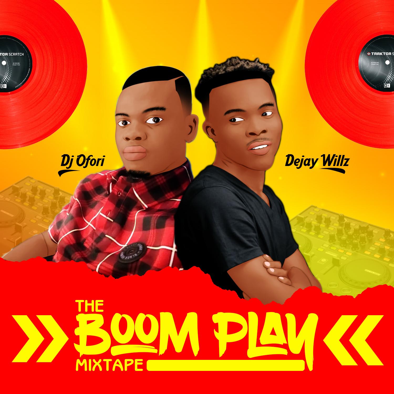 Photo of Dj Ofori – The Boom Play Ft. Dejay Willz (Mixtape)