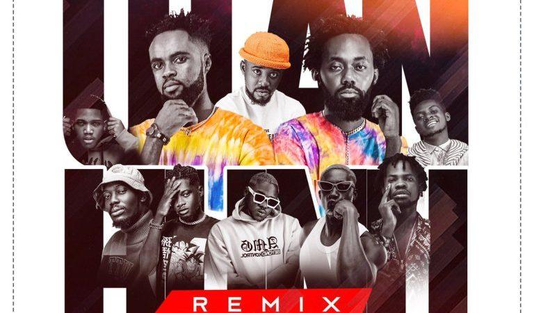 Dead Peepol & Rich Kent – Otan Hunu (Remix) ft. Malcolm Nuna, Kuami Eugene, Medikal, Bosom P-Yung, Tulenkey, Deon Boakye & Fameye