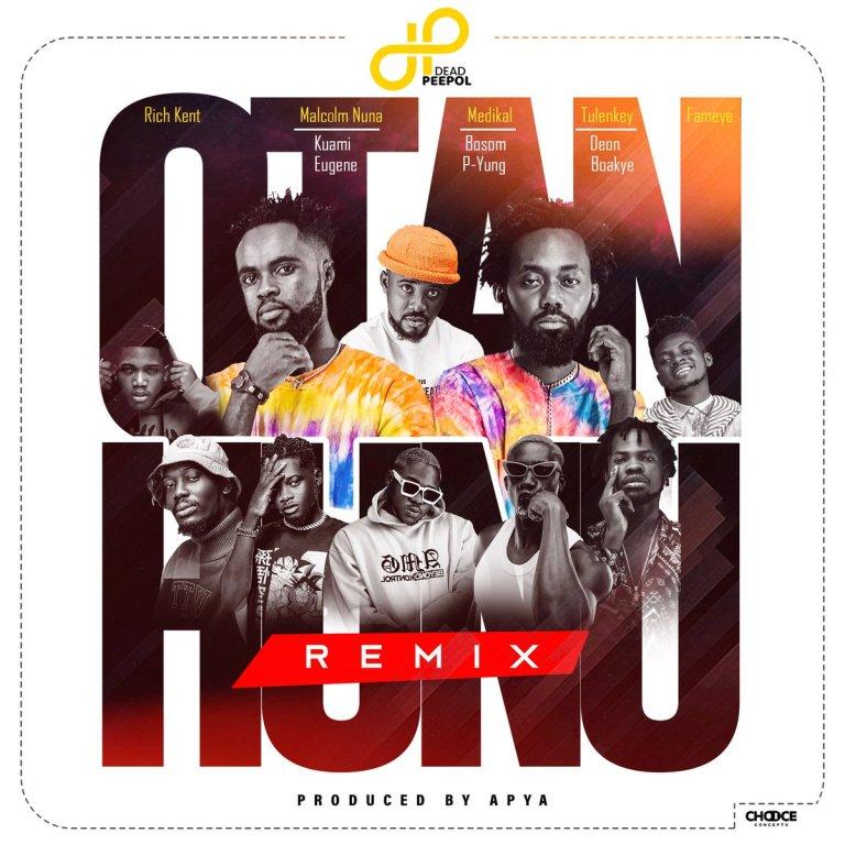 Dead Peepol & Rich Kent – Otan Hunu (Remix)