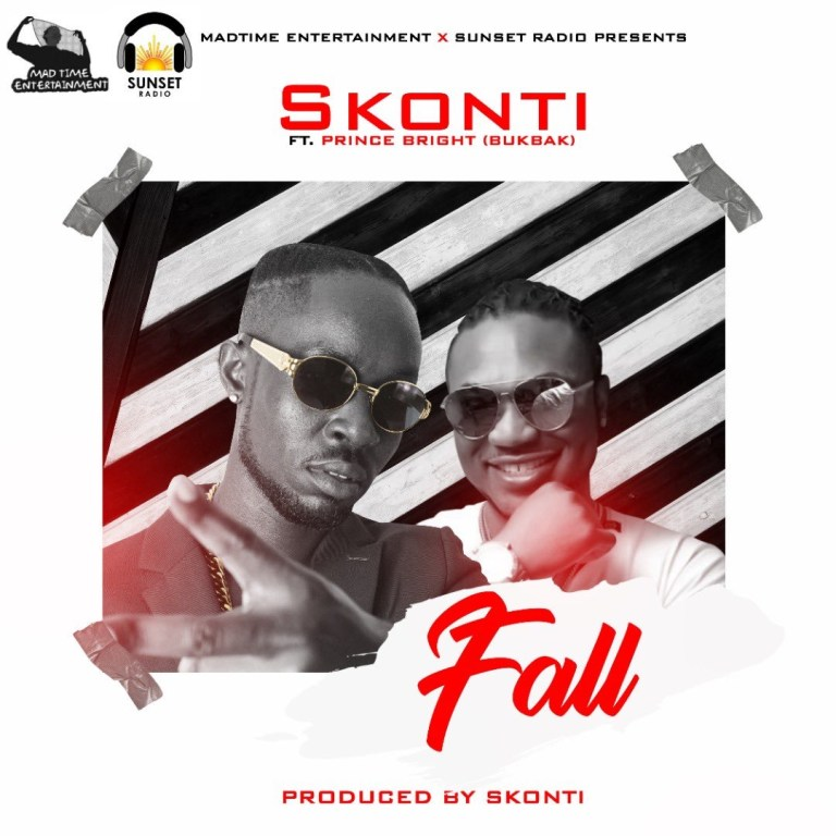 Skonti – Fall ft. Prince Bright