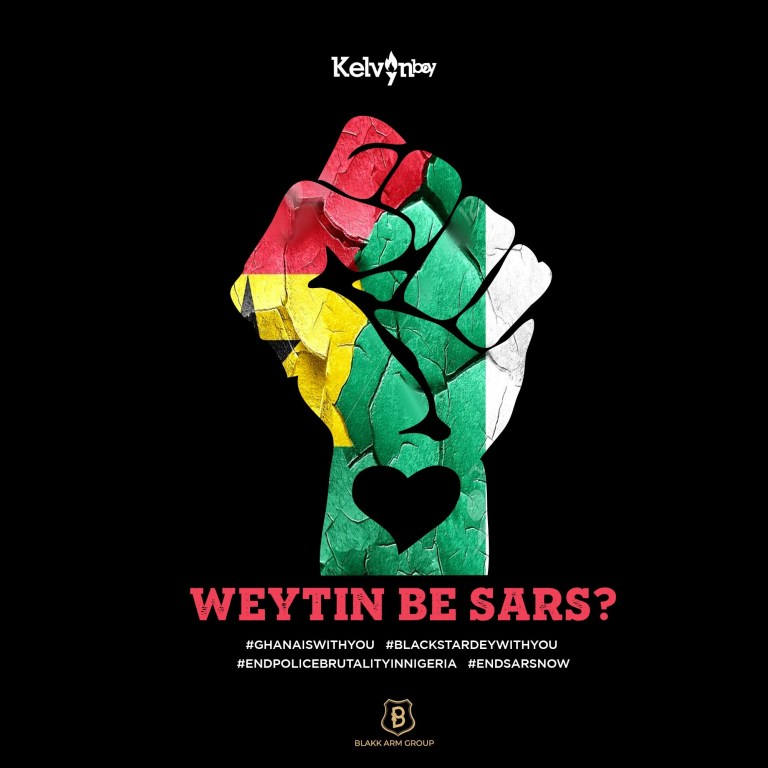 Kelvyn Boy – Weytin Be Sars