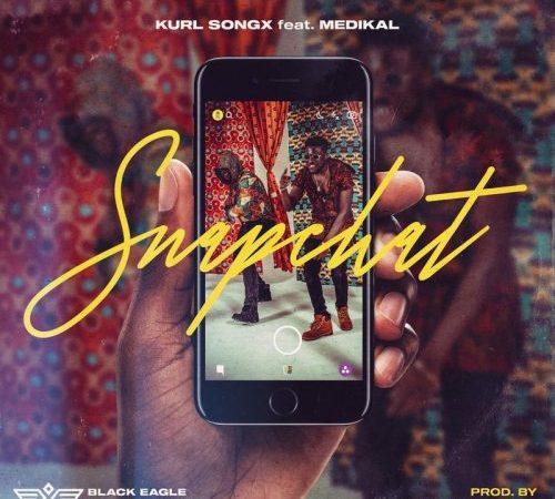 Kurl Songx – Snapchat ft. Medikal (Prod. Chensee Beatz)