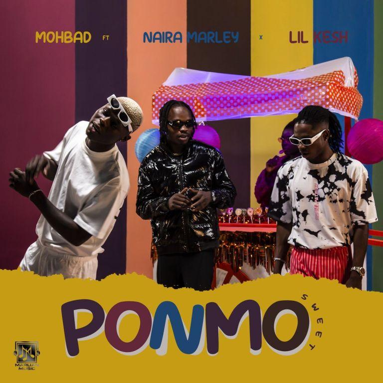 Mohbad – Ponmo Sweet ft. Naira Marley & Lil Kesh