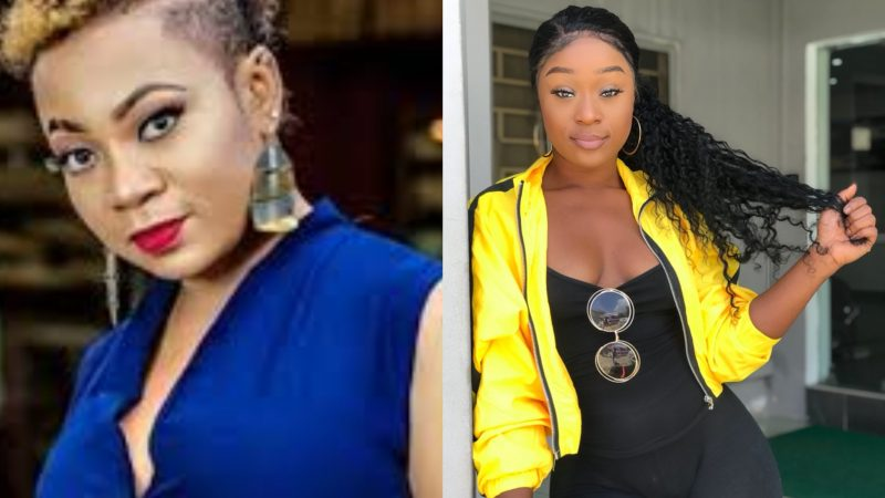 Sleeping With Men For Money Is Called Prostitution – Efia Odo Schools Vicky Zugah