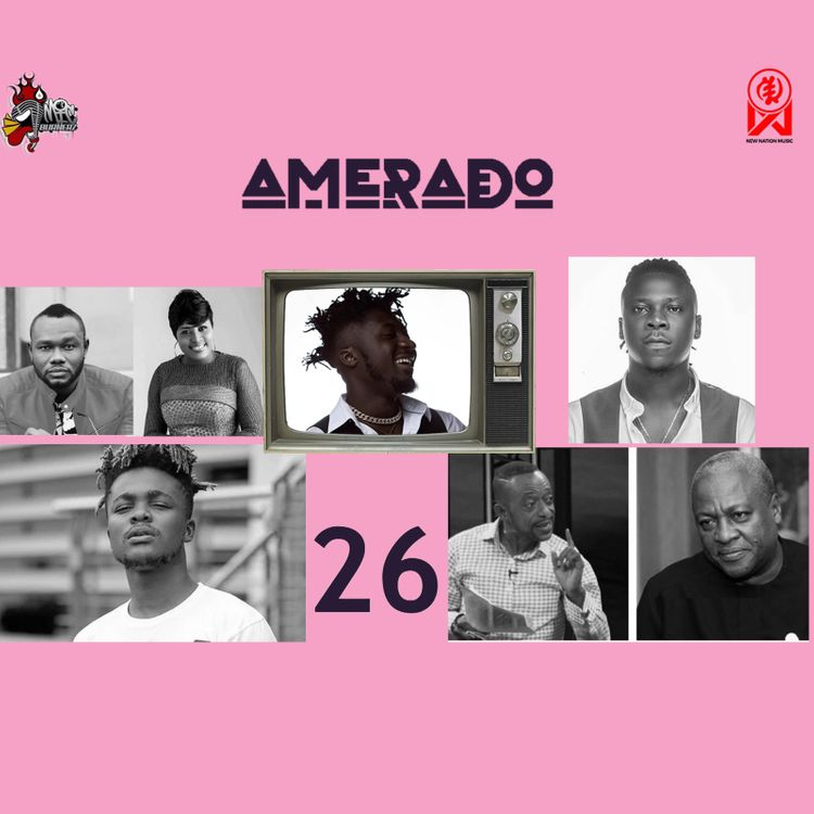 Amerado Yeete Nsem Episode 26