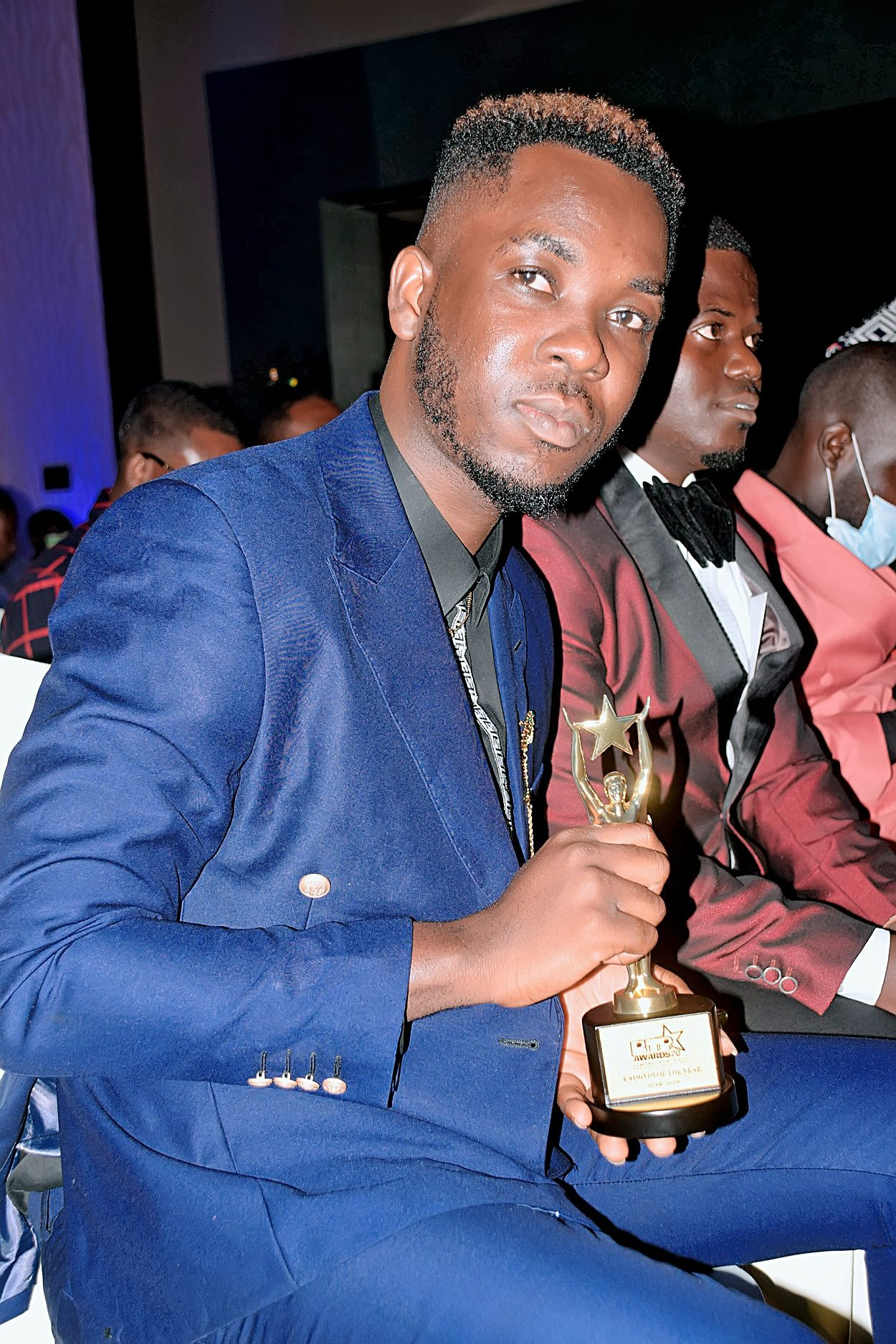 Photo of DJ Aroma wins RTP Radio DJ of the year 2020