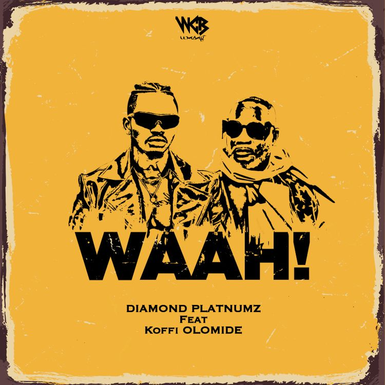 Photo of Diamond Platnumz – Waah! Ft Koffi Olomide