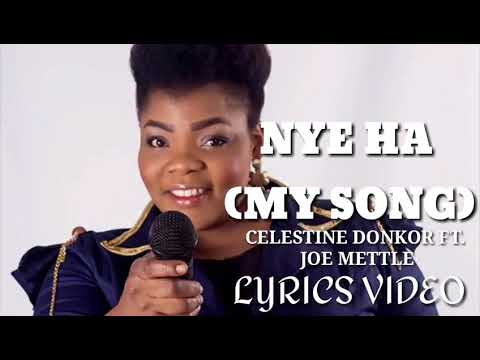 Photo of Celestine Donkor – Nye Ha (My Song) ft. Joe Mettle