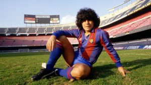Diego Maradona Has Died At The Age Of 60 After Suffering A Cardiac Arrest