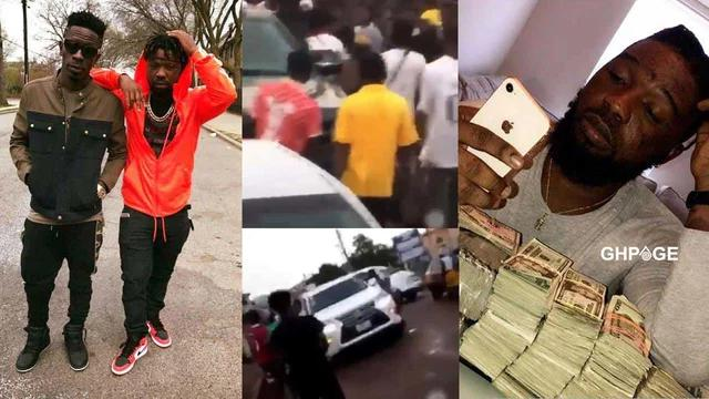 Photo of BREAKING NEWS: Shatta Wale attacked in Krofrom for Duping Junior Us