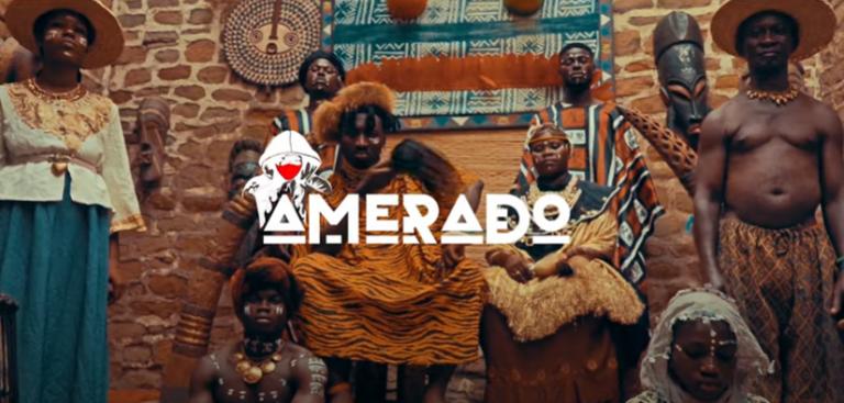 Amerado Best Rapper Official Video