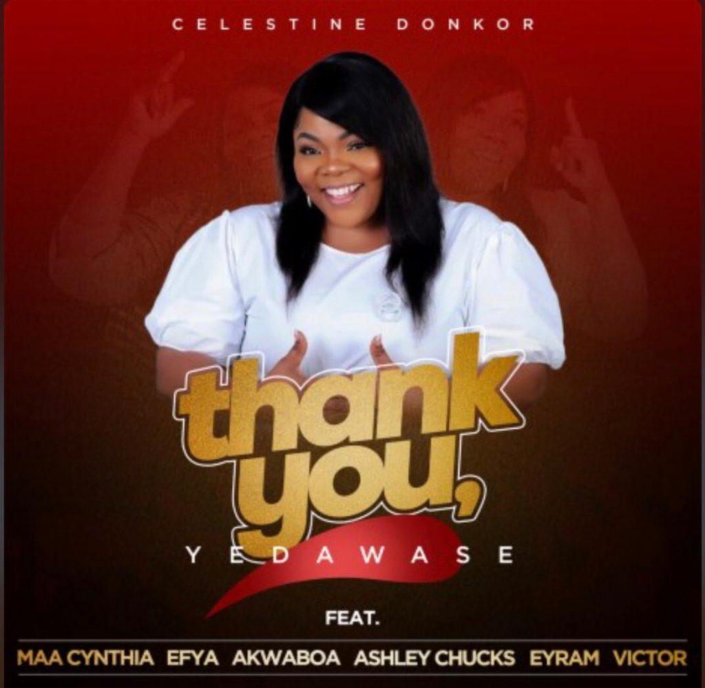 Celestine Donkor Thank You Yedawase