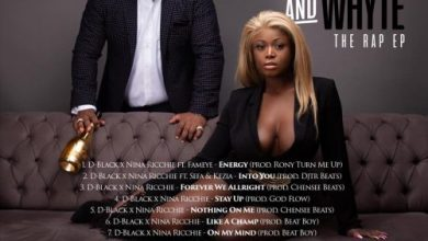 Photo of Nina Ricchie & D-Black – Black & Whyte (EP) (Full Album)