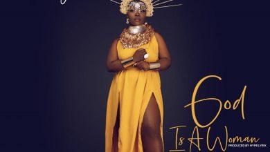 Eno Barony – God Is A Woman Ft. Efya