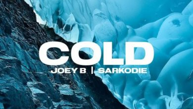 Joey B – Cold ft Sarkodie
