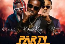 Photo of Kwaw Kese ft. Medikal & Dammy Krane – Party Rocker