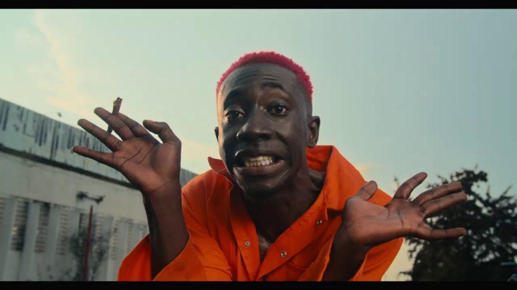 Kweku Smoke – Serious ft Bosom P-Yung