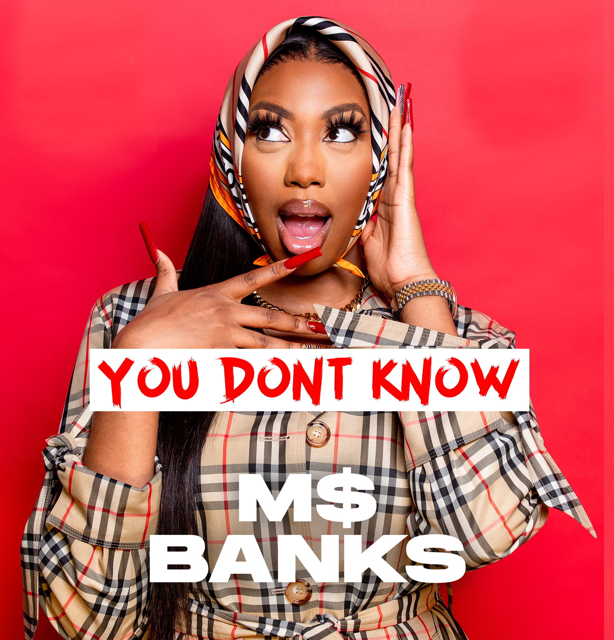 Photo of Ms Banks – You Don't Know