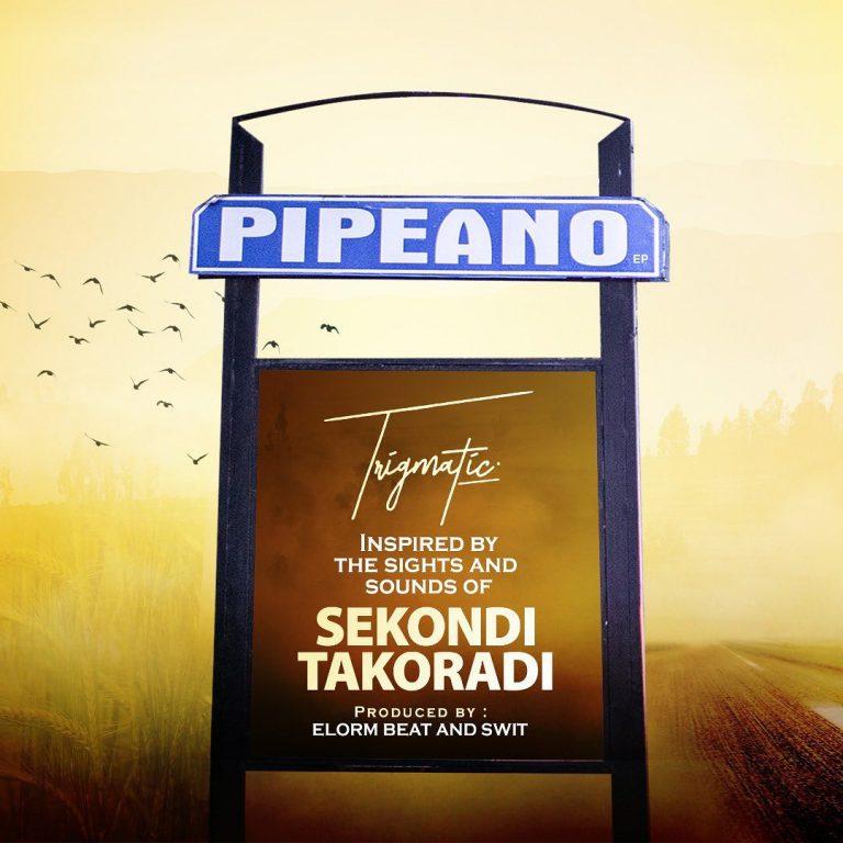 Trigmatic Pipeano Full Album EP