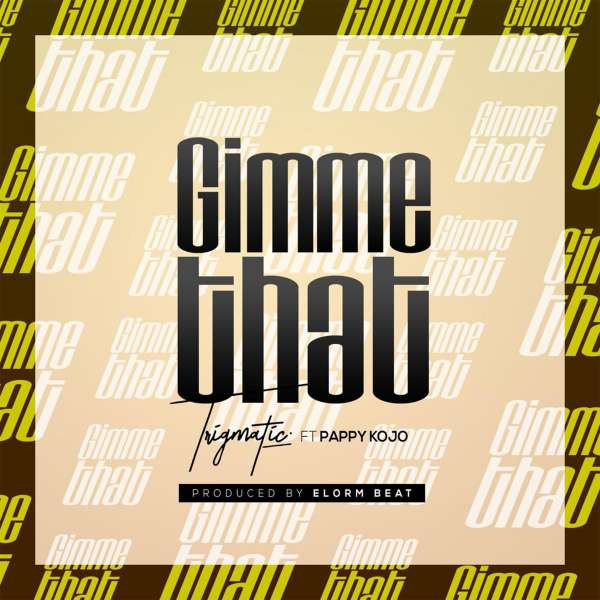 Trigmatic ft Pappy Kojo Gimme That