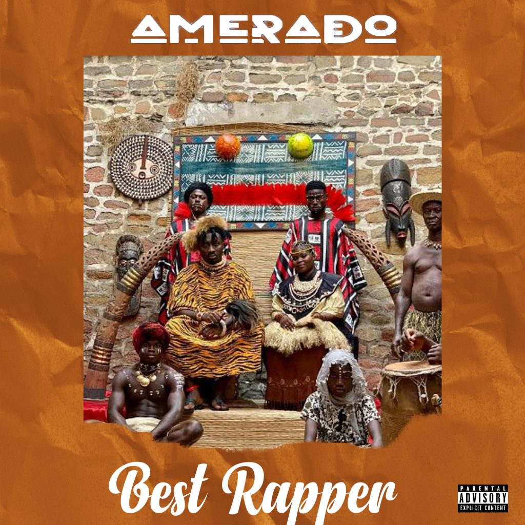 Amerado Best Rapper