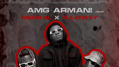 AMG Armani Ft Medikal x Tulenkey Maabena