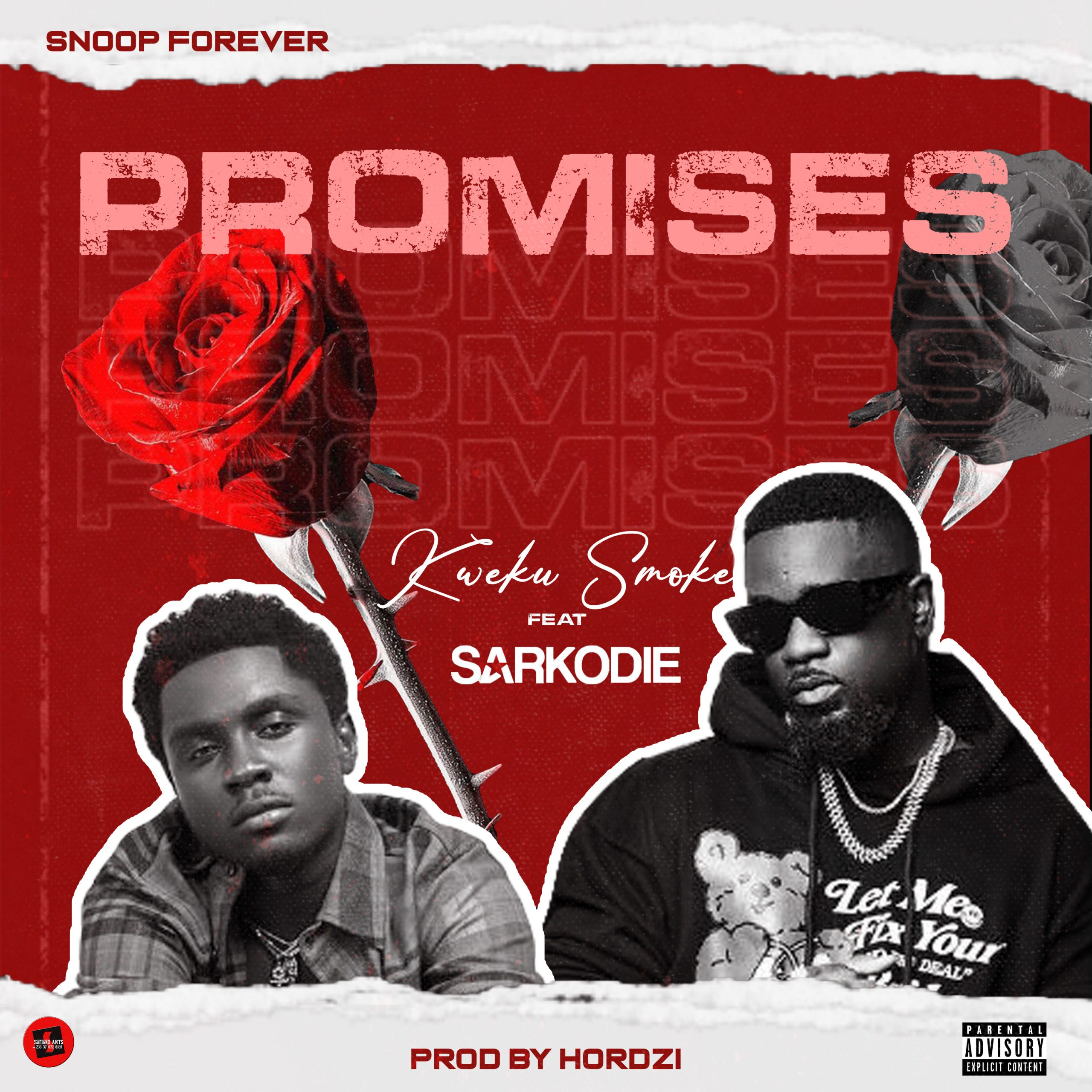 Kweku Smoke - Promises Ft Sarkodie