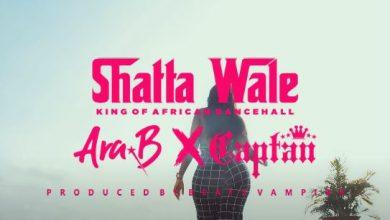 Shatta Wale Hajia Bintu ft Ara B Captan