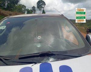 Breaking: Shooting At Kasoa