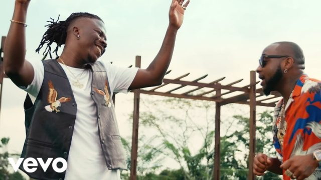 Stonebwoy – Activate (Official Video) ft. Davido