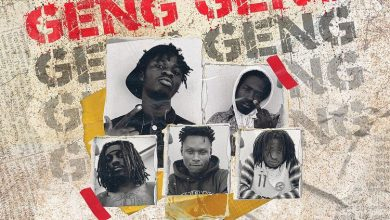 Photo of Reggie – Geng Geng Ft. O'Kenneth, Jay Bahd, City Boy & Sean Lifer