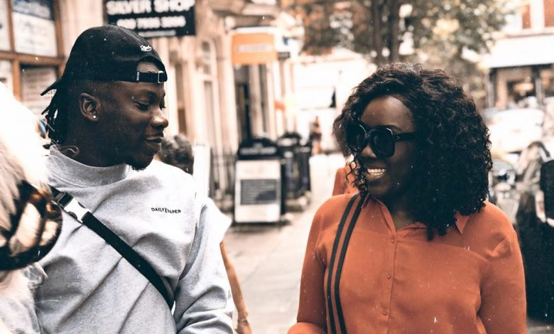 Photo of Stonebwoy and wife serve couple goals [Photos]