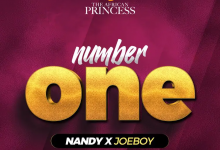 Photo of Nandy – Number One Ft JoeBoy (Prod. by Kimambo Beats)