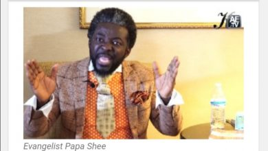 Photo of Never refer to any man of God as your 'spiritual father' – Evangelist Papa Shee