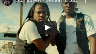 Photo of Stonebwoy's 'Motion' song is a prophetic song – Jahmiel reveals