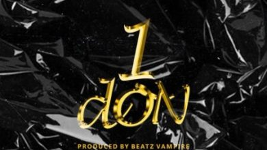 Photo of Shatta Wale – 1 Don (Prod. By Beatz Vampire)