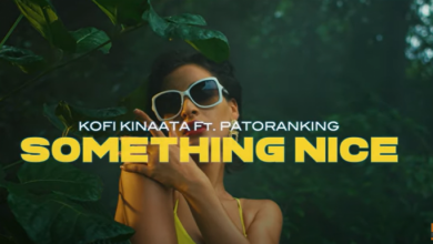 Photo of Kofi Kinaata – Something Nice ft. Patoranking (Official Video)